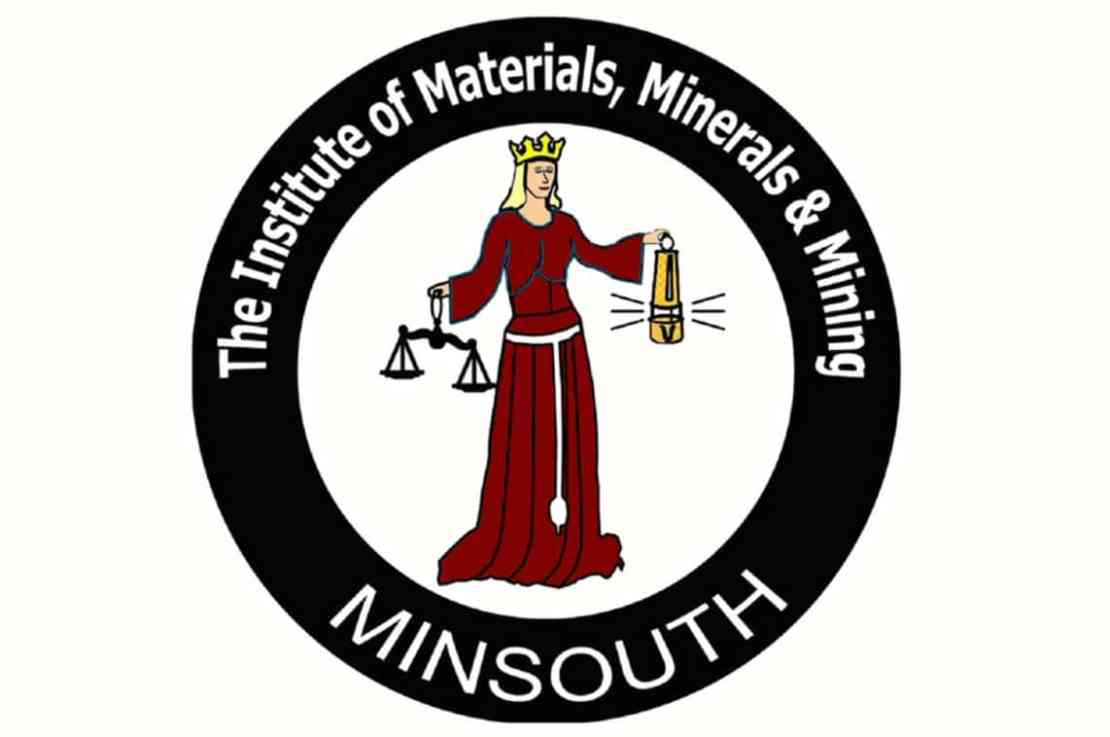 Institute of Materials Minerals and Mining Logo