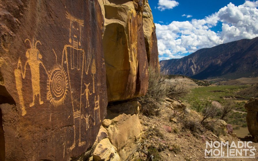 McKee Spring Petroglyphs