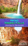 Hiking Havasu