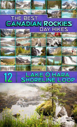 Lake O'Hara Shoreline Loop