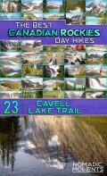 Cavell Lake Trail