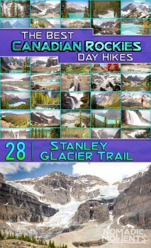 Stanley Glacier Trail