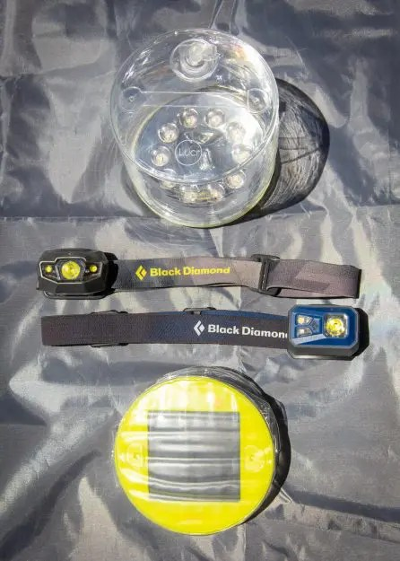 Best Backpacking Lamps