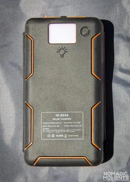 Feelle Solar Battery Backup