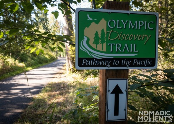 Olympic Discovery Trail - Highlights of 2020