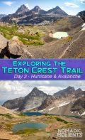 Exploring the Teton Crest Trail - Day 3