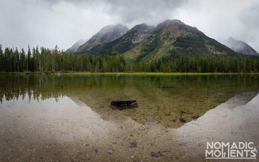 String Lake Reflection