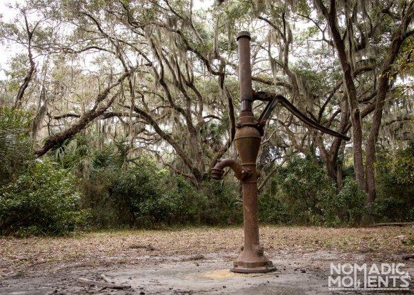 Wilderness Water Pump