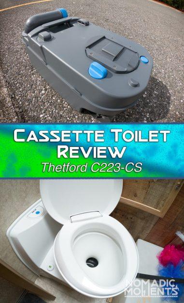 Cassette Toilet Review