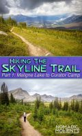 Hiking the Skyline Trail - Part 1