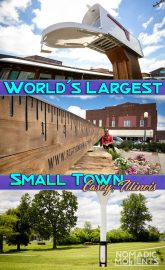 World's Largest Small Town Cover