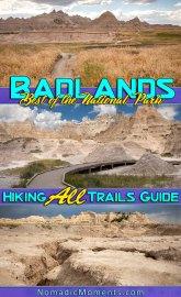 Badlands National Park Trail Guide