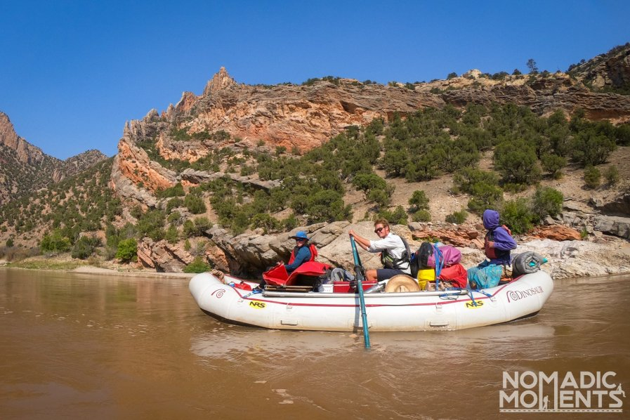 Dinosaur River Expedition - Best of Dinosaur National Monument