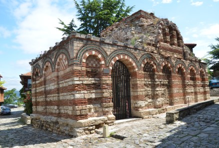 Church of the Holy Archangels Michael and Gabriel in Nesebur, Bulgaria