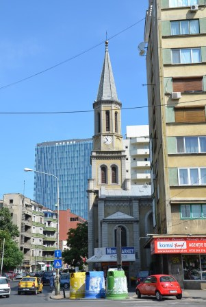 German Lutheran Church in Bucharest, Romania