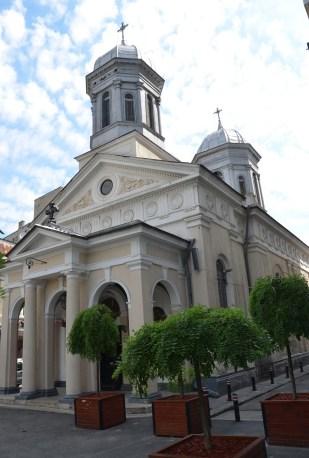 Biserica Albă in Bucharest, Romania