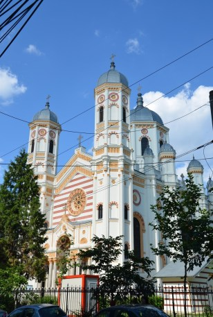 Sfântul Spiridon Nou in Bucharest, Romania