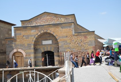 Bedesten in Niğde, Turkey