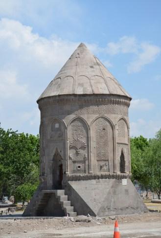Döner Kümbet in Kayseri, Turkey