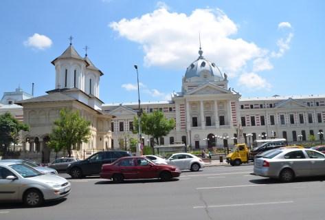 Colțea Hospital in Bucharest, Romania