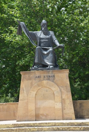 Ahi Evran monument in Kırşehir, Turkey
