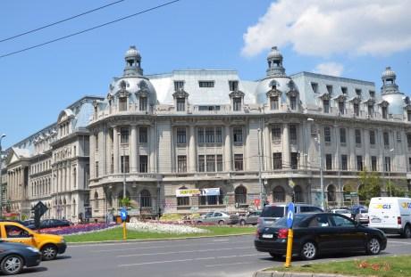 University of Bucharest in Bucharest, Romania