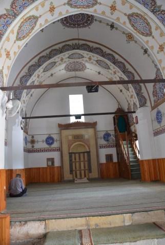 Ahi Evran Camii in Kırşehir, Turkey