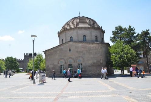 Zeynel Abidin Türbesi in Kayseri, Turkey
