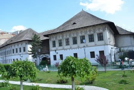 Hanul lui Manuc in Bucharest, Romania