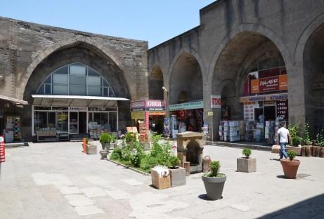 Sahabiye Medresesi in Kayseri, Turkey