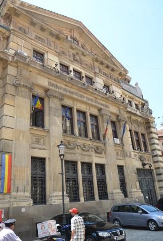 Banca de Credit Romania in Bucharest, Romania