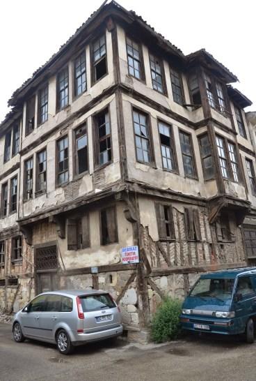 An Ottoman house that needs a little love in Kastamonu, Turkey