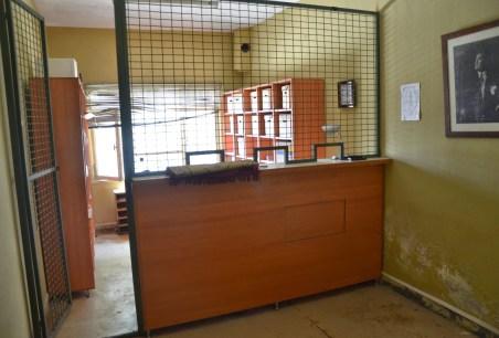 File room at Sinop Cezaevi in Sinop, Turkey