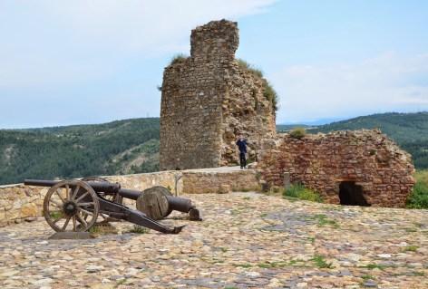 Kastamonu Kalesi in Kastamonu, Turkey