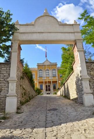 Hükümet Konağı in Safranbolu, Turkey