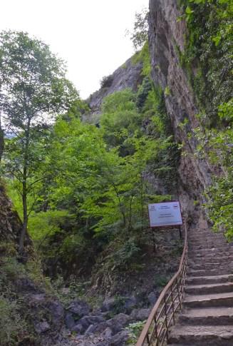 Bulak Mencilis Mağarası in Turkey