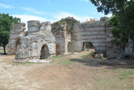 Balatlar Kilisesi in Sinop, Turkey