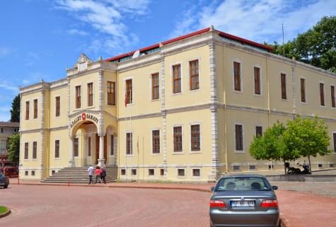Adalet Sarayı in Sinop, Turkey