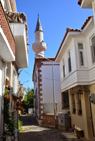Köprülü Mehmet Paşa Camii in Bozcaada, Turkey