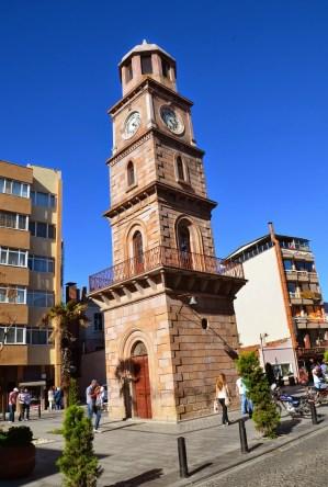 Saat Kulesi in Çanakkale, Turkey