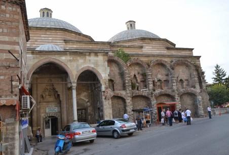 Sokullu Hamamı in Edirne, Turkey