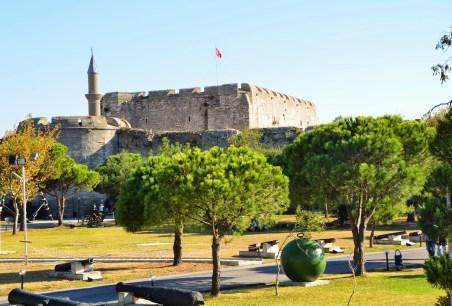 Çimenlik Kalesi in Çanakkale, Turkey