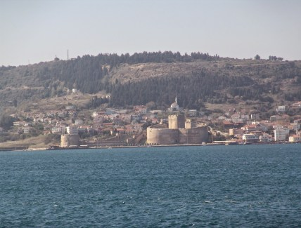 Kilitbahir Kalesi in Çanakkale, Turkey