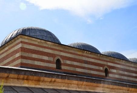 Bedesten Pazarı in Edirne, Turkey