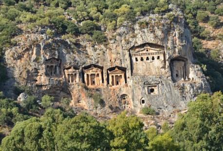 Kaunos, Turkey