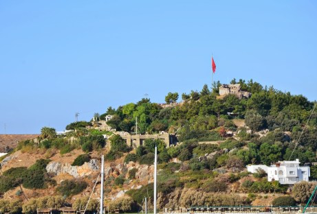 Tiger Tower in Bodrum, Turkey