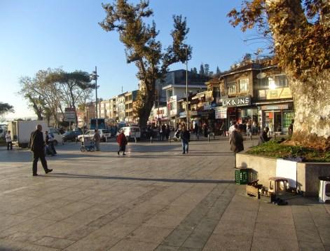 Beykoz Meydanı in Beykoz, Istanbul, Turkey