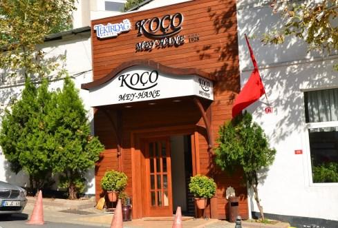 Koço Meyhane in Moda, Kadıköy, Istanbul, Turkey