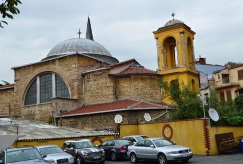 Surp Krikor Lusavoriç Armenian Church in Kuzguncuk, Istanbul, Turkey