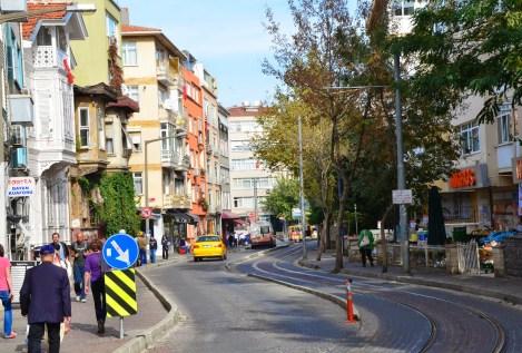 Moda, Kadıköy, Istanbul, Turkey